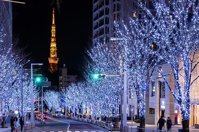 【东京必去】六本木之丘圣诞节活动预告:榉木板璀璨灯饰及德国传统圣诞市集
