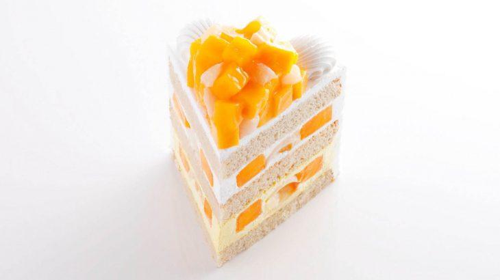 Hotel New Otani新甜点「新极上芒果蛋糕」期间限定登场