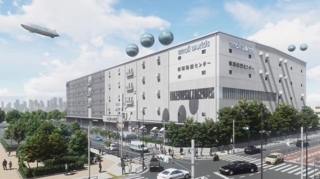 【东京】世界最大「SMALL WORLDS TOKYO」在台场诞生!买下住民权你也能进驻!