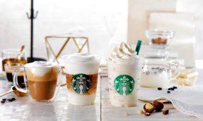 【日本星巴克必喝】云朵般雪白咖啡新体验,慕斯那堤、白萃夏威夷豆星冰乐3月上市