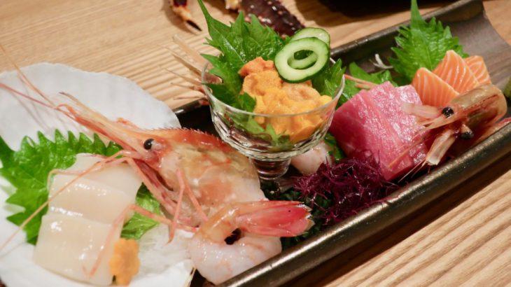 【札幌美食】狸小路必吃推荐!「北海道朝市」大啖A5和牛、海鲜飨宴