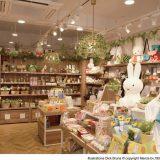 【大阪】超可爱米飞兔Miffy花店进驻大阪阿倍野,清新迷人花艺&杂货引爆少女心