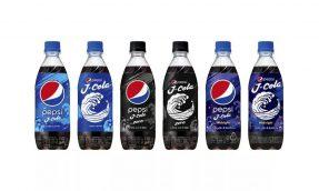 【日本限定商品】SUNTORY为可乐爱好者研发日本专属品牌「PEPSI J-COLA」
