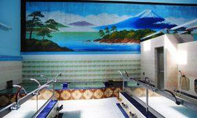 东京钱汤:在暖暖温泉中感受最悠闲的庶民风情!