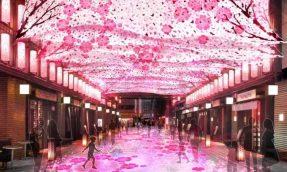 【东京必去】漫步艺术樱花隧道、品尝限定樱花美食,到「日本桥樱花节」抢先体验樱花季专属飨宴