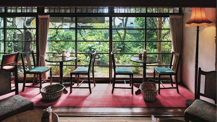 【鎌仓】在日式老宅里优雅享受一场英伦下午茶 Garage Blue Bell