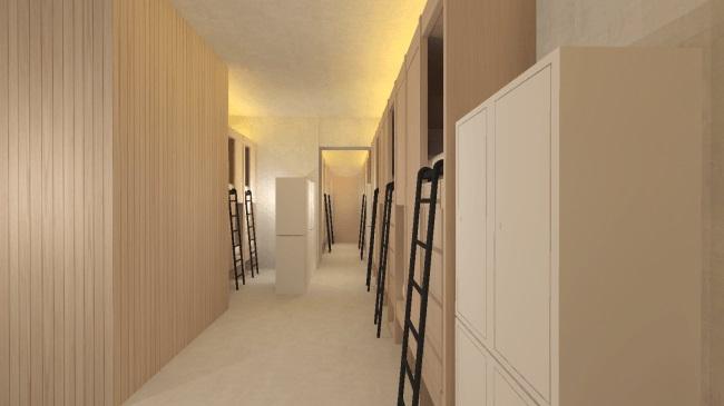 【东京住宿】旅店 MUSTARD HOTEL浅草开张,极简木质风格搭配南贵之设计暖帘