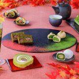 【京都必吃甜点】宇治茶老铺将美艳秋色收进圣代里,推出赏枫季节限定款甜品
