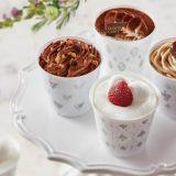 日本LAWSON推出全新甜点系列,可爱又方便的4款杯子蛋糕同步登场