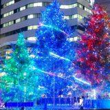 【东京必去】东京MIDTOWN日比谷迎接首次圣诞灯饰,8公尺高圣诞树璀璨登场