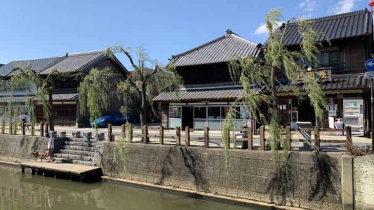 跟着张维中《日本,一日远方》 :东京出发也好、大阪出发也行。探访日本2大老得可爱的「水街小镇」!