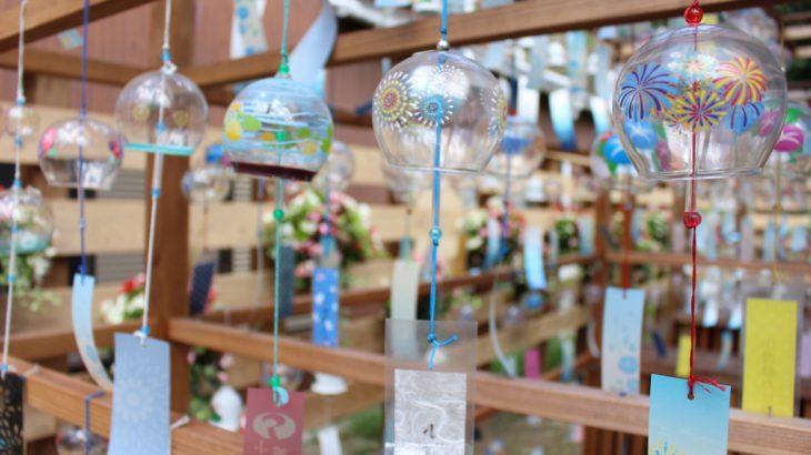 【丰田市 景点】TOYOTA的故乡(下)日本风铃祭、和纸工艺馆、推荐景点、乡土美食
