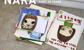 【东京必去】到村上隆艺廊一窥奈良美智30年创作轨迹