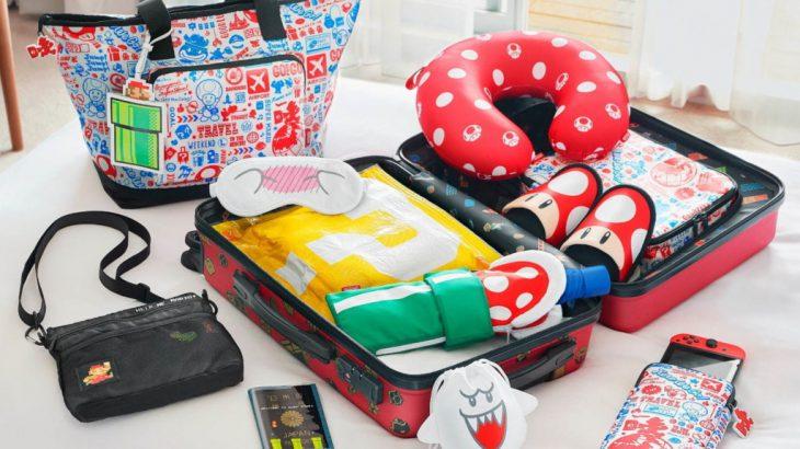 粉丝必备!2019最新超级玛利欧旅行系列周边商品7月上市,可爱爆炸通通扫回家!