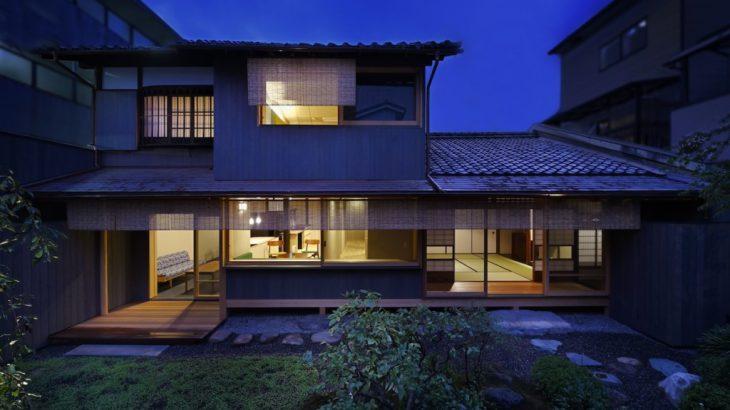 皆川明设计操刀,华歌尔第五间京町家民宿于京都西阵登场