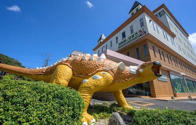 【岛根】睡在博物馆!奥出云多根自然博物馆  日本唯一能夜宿的博物馆