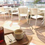 【浅草】阳光、慢跑和咖啡。远离人潮的隅田川畔咖啡馆