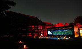 【京都必去】古迹+最新声光技术让二条城绚烂变身,秋夜里享受古迹与艺术对话
