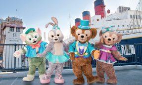 【迪士尼海洋】米奇、达菲熊与新好友「史黛拉兔」舞蹈秀今夏登场!全新周边商品让少女心大爆发!