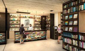 【名古屋住宿】爱书者的理想住宿,名古屋「LAMP LIGHT BOOKS HOTEL」即将开幕