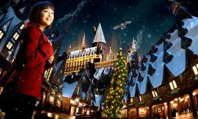 【大阪必去】到魔法世界过圣诞,日本环球影城霍格华兹城堡秀全新登场